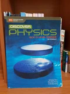 Upper Secondary Combined Science Physics textbook