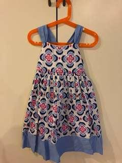 🚚 Gymboree Dress (Size 5T, 4-5 years old)