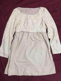 Lace Dress/ Office Wear