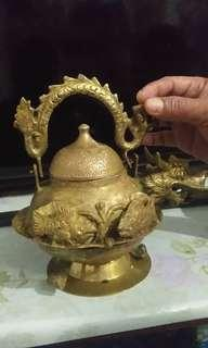 Antique Chinese Tea Pot