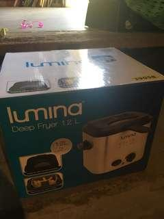 NEW Lumina Deep Fryer 1.2L