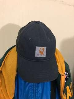 Carhartt X Brain Dead Cap Logo Cap (Charcoal)