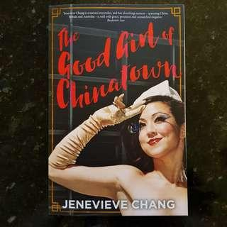The Good Girl of Chinatown by Jenevieve Chang