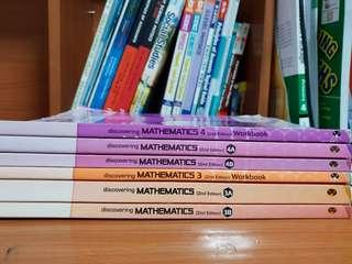 Upper Secondary Express Mathematics Textbooks Sec 3&4
