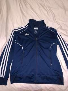 Adidas Zip Sweater
