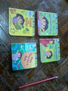 Dora the Explorer  minibook