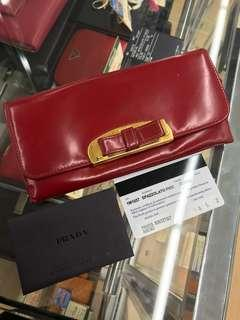 Prada Authentic Wallet