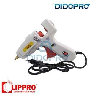 LIPPRO Mesin Lem Tembak 2 Fungsi / Glue Gun 60W & 100W
