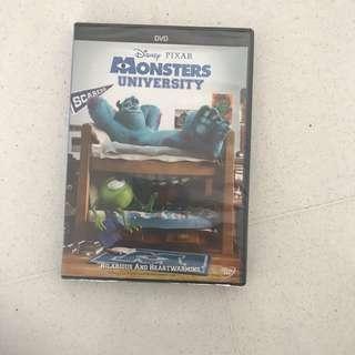 Monsters University DVD *BNIB*