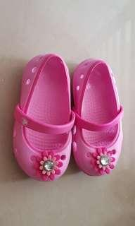 Authentic crocs Mary Jane sandal