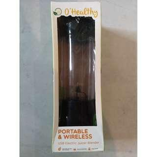 Portable Wireless USB Electric Juicer Blender