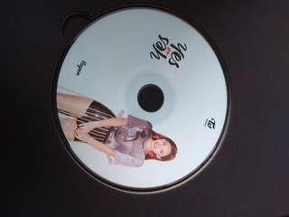 Twice yoy Nayeon cd