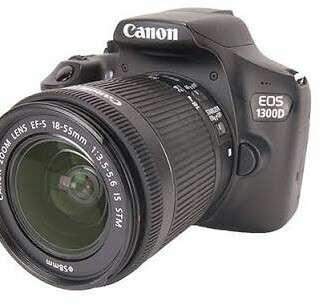 Canon Eos 1300 Credit proses 3menit