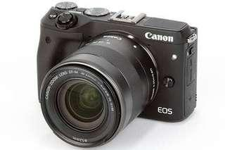 Canon Eos M3 Credit proses 3menit