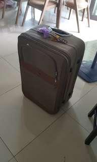 Polo travel luggage