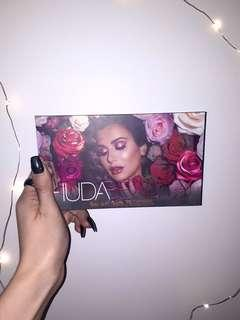 Hudabeauty rosegold remastered