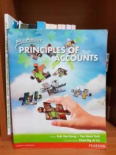 Principles Of Accounts Textbook Pearson