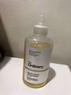 The Ordinary Glycolic Acid Toner