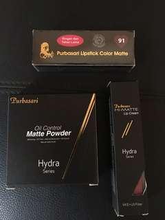 Paket makeup Purbasari
