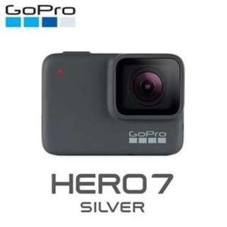 GoPro HERO7 Silver CHDHC-601全方位攝影機