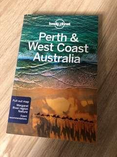Lonely planet (Perth and west Coast Australia)