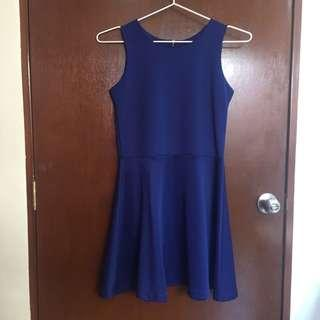 GTW Fab Blue Dress