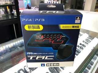 Hori tactical assault commander keyboard mouse ps4