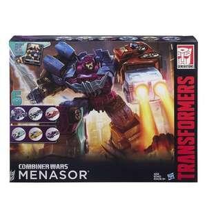 BNIB Hasbro Transformers Combiner Wars Menasor