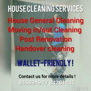 House/Office Cleaning
