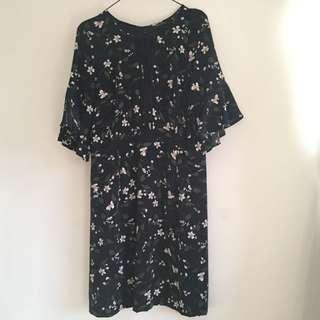 The Executive Floral Dress