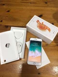 iPhone 6s plus 64gb Rose Gold used