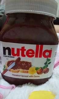 Nutella® Hazelnut Spread with Cocoa 750g