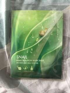 Nature republic snail solution mask sheet pack of 2