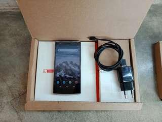 OnePlus One 3/64 Android 9 Pie