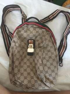 Gucci look-alike Backpack