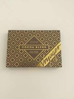 Zoeva cocoa blend travel size eyeshadow