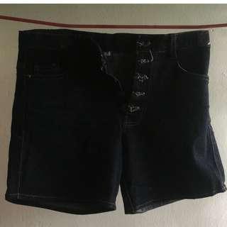 Denim Shorts Size S