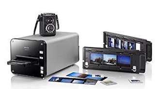 Plustek 120 Scanner with all film holders