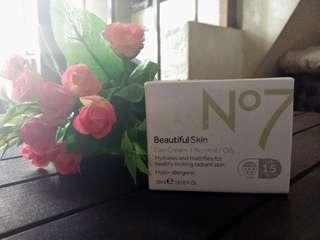 ✳️✔️✔️ New! Original No.7 Beautiful Skin Day Cream from Saudi Arabia