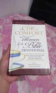 A Cup of Comfort, Women of the Bible Devotional