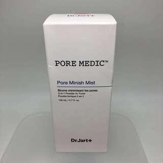 NEW Dr Jart + PORE MEDIC Pore Minish Mist 140ml