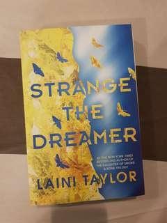 Strange the Dreamer by Laini Taylor (Paperback)