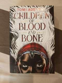 Children of Blood and Bone by Tomi Adayemi (Paperback)