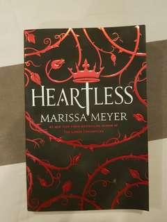 Heartless by Marissa Meyer (Paperback)