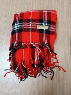 🚚 冬季圍巾