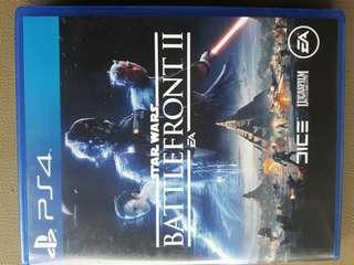 Ps4 Game Star Wars Battlefront 2