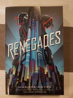 Renegades by Marissa Meyer (Paperback)