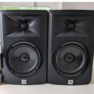 JBL LSR305 Studio Monitors