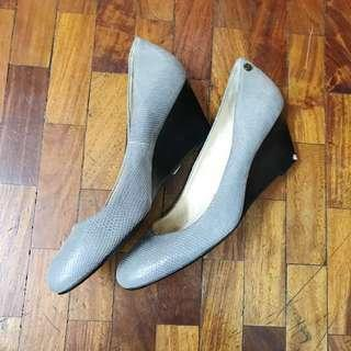REPRICED! Calvin Klein Wedged Heels