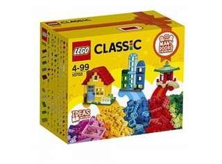 Lego Classic Creative Builder Box 10703